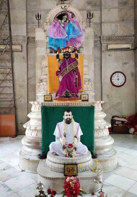 Adyapeath Trimurti photo